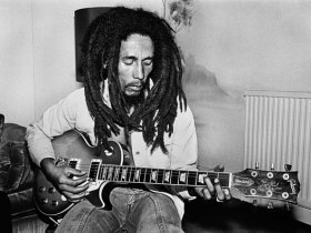 "Rare find: Bob Marley ""Stop Killing One Another"" (Unreleased Acoustic Demo)"
